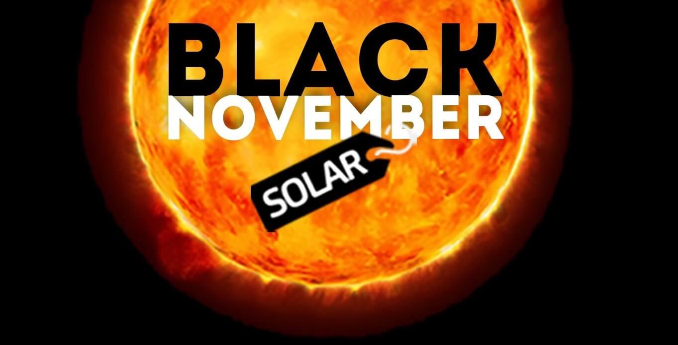 Promoção - Black November