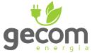 logomarca da gecom energia